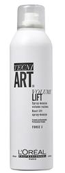 L'Oreal Tecni Art Volume Lift Pianka Nadająca Objętość Włosów 250 ml